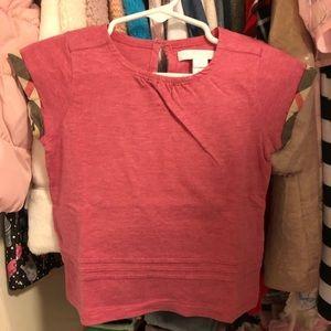 Burberry toddler girl shirt